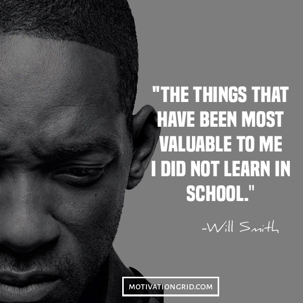 Most Inspiring Quotes: 20 Will Smith Quotes About Changing Your Life