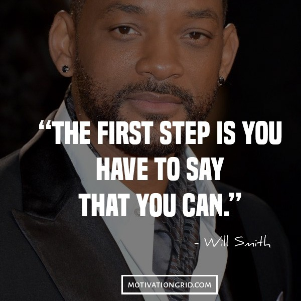 20 Will Smith Quotes About Changing Your Life