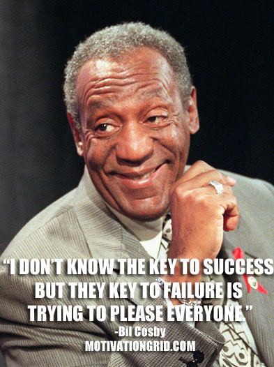 Bil_Cosby_Quote, Inspirational Celebrity Quotes