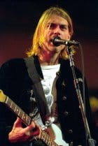 Kurt Cobain, photo, Celebrities who were homeless