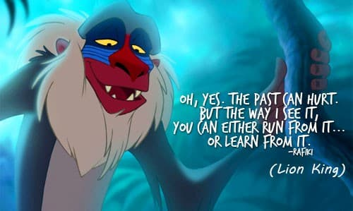Rafiki, Lion Heart, Quote, Inspirational movie quotes