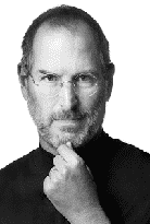 Steve Jobs, photo, Celebrities who were homeless