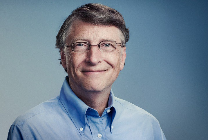 Bill Gates, photo, image