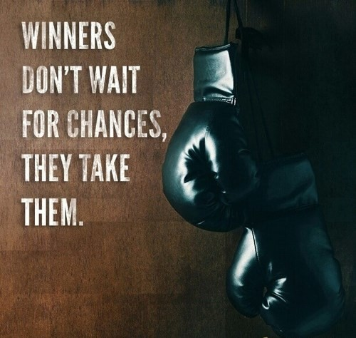 Winners don't wait for chances they take them, motivational quotes, motivational image quotes, motivational picture quote, motivational image, motivation picture quote, motivation image, inspirational images,
