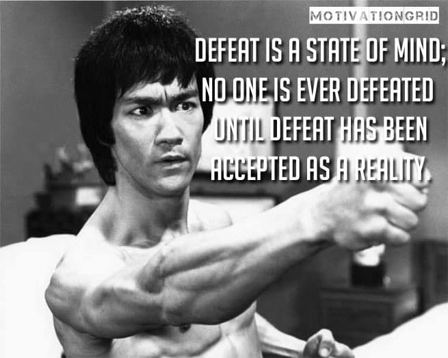 Extrêmement 11 Powerful Bruce Lee Quotes You Need To Know DO65