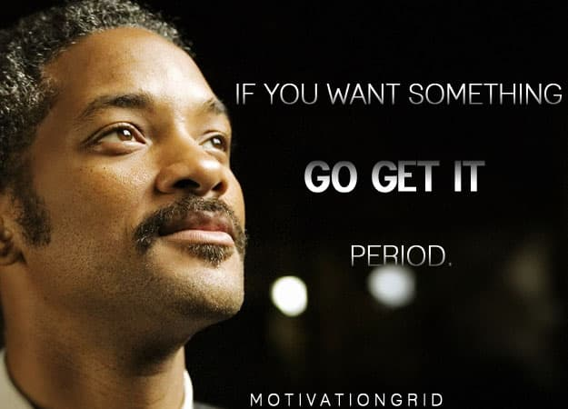 inspirational image with will smit