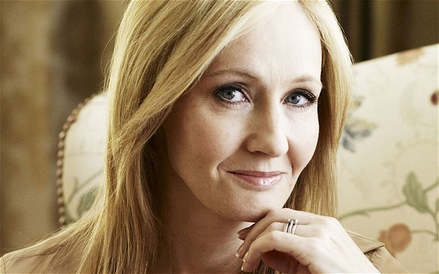 JK rowling, people who never gave up