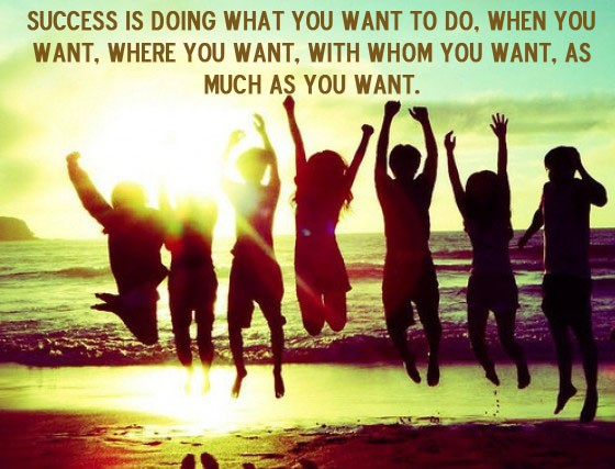 Tony Robbins - Success is doing what you want