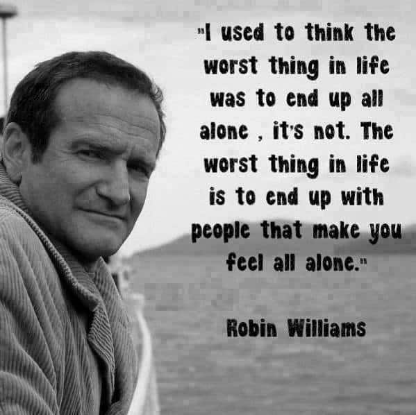robin williams quote images