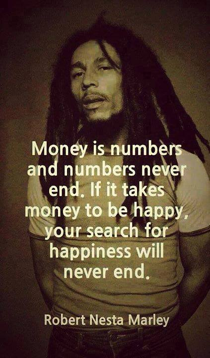 happiness image quote by Robert Marley