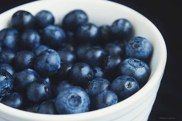 Eating blue berries can improve your memory