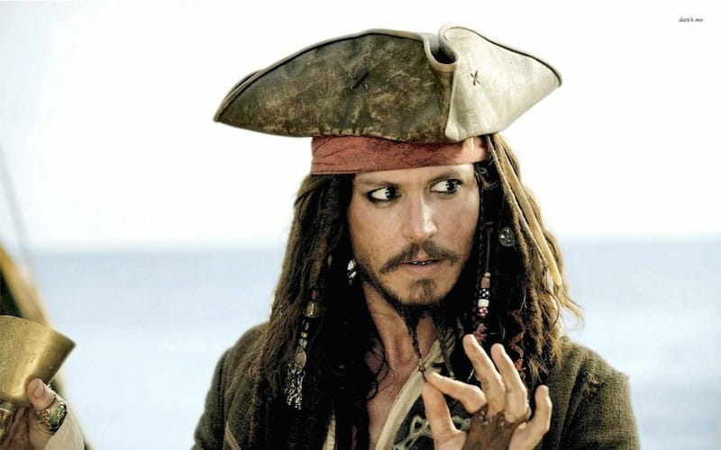 career lessons from Captain Jack Sparrow