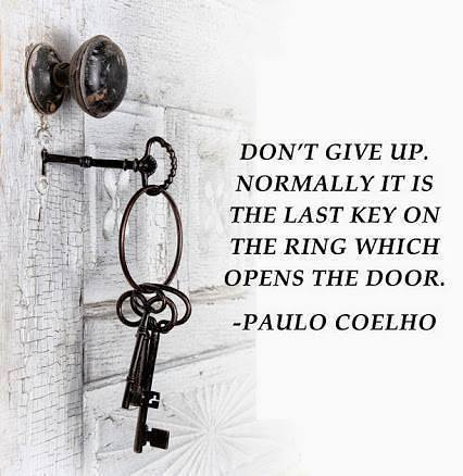 Don't give up. Normally it is the last key on the thing which opens the door.