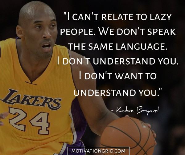 Kobe Bryant Quotes 25 Kobe Bryant Quotes About Living Like A Champion