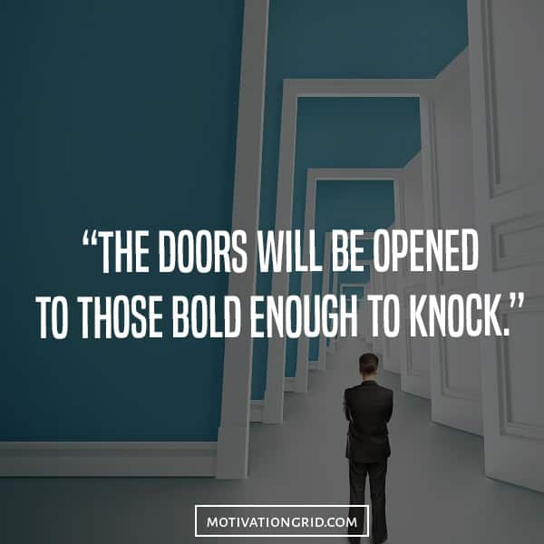 25 hustle quotes about getting things done for Door quotes funny