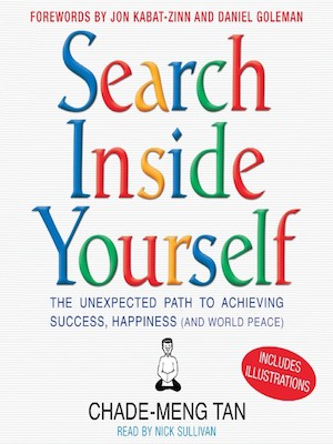 Search inside yourself powerful short book  by Chade meng tan