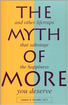 The myth of more - impressive short book