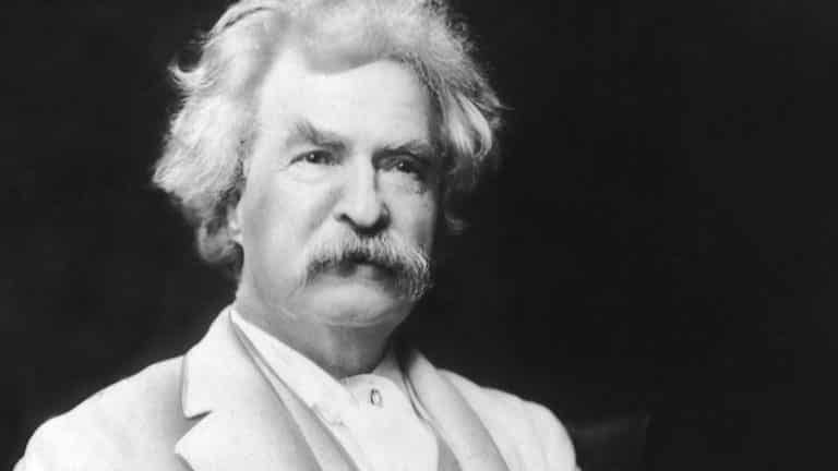 Mark Twain lessons about success