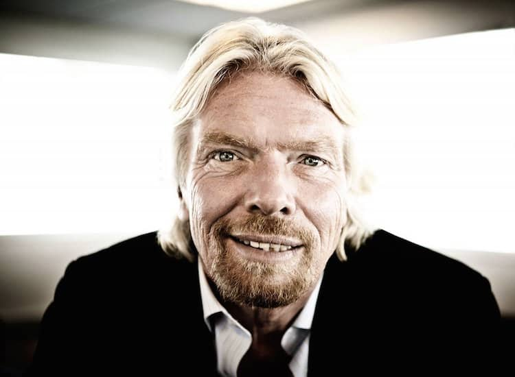 entrepreneurial lessons I wish I knew when I started, richard branson