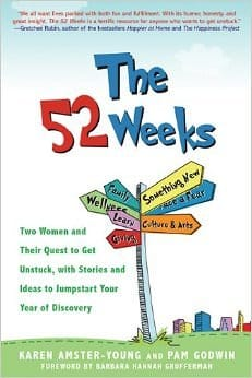The 52 weeks powerful short books to change your mindset about the journey of two women