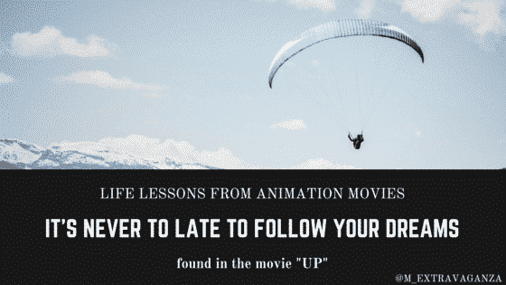 life lessons you learn from watching animation