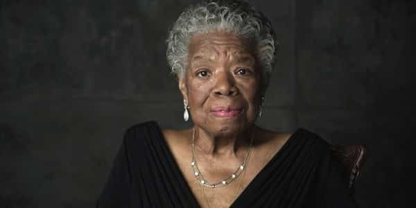 Maya Angelou and her thoughts on things you will have to give up to reach success