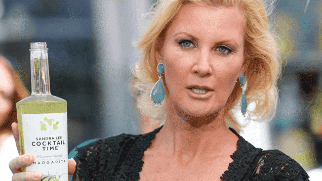 Sandra Lee and her not so prestigious first job