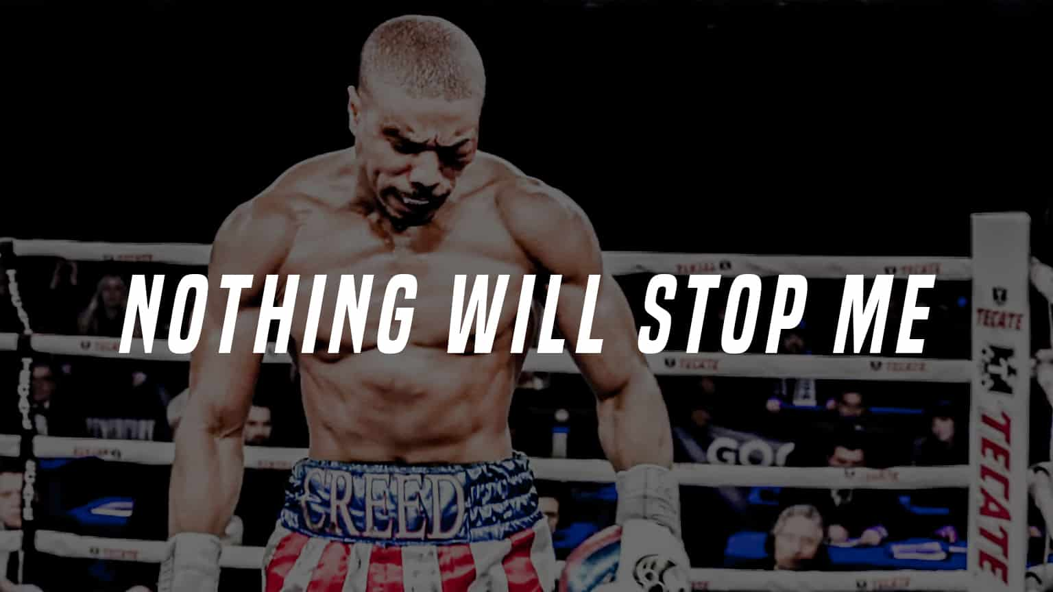 Nothing Will Stop Me, motivational video