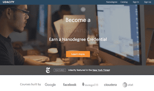 udacity, free online education
