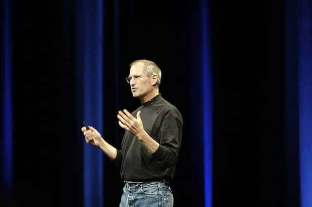 Steve Jobs, storytelling techniques