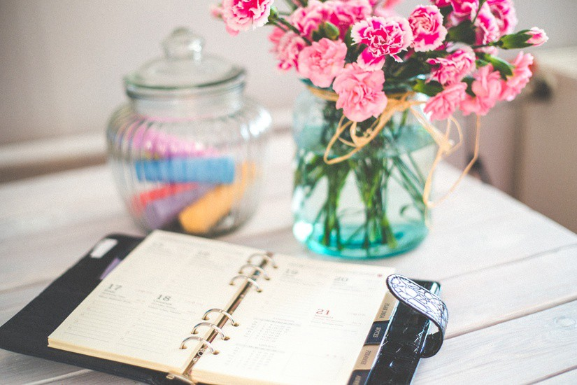 Smart Ideas to Get Your Life Organized, take notes