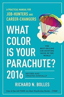 Crucial Books for Finding Purpose in Your Work and Life, what color is your parachute