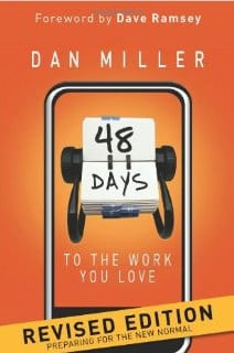 Crucial Books for Finding Purpose in Your Work and Life, dan miller, 48 days to the work you love