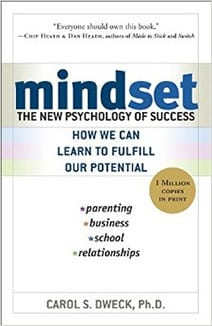 Crucial Books for Finding Purpose in Your Work and Life, Mindset: The New Psychology of Success, Carol Dweck