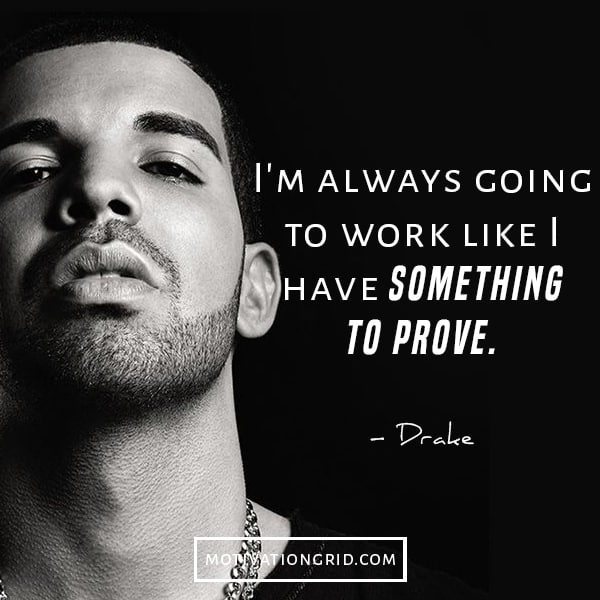 drake quotes, quotes by drake, I am trying to do better than good enough