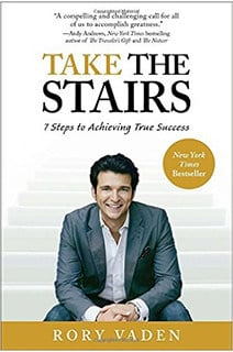 Take the Stairs, Rory Vaden