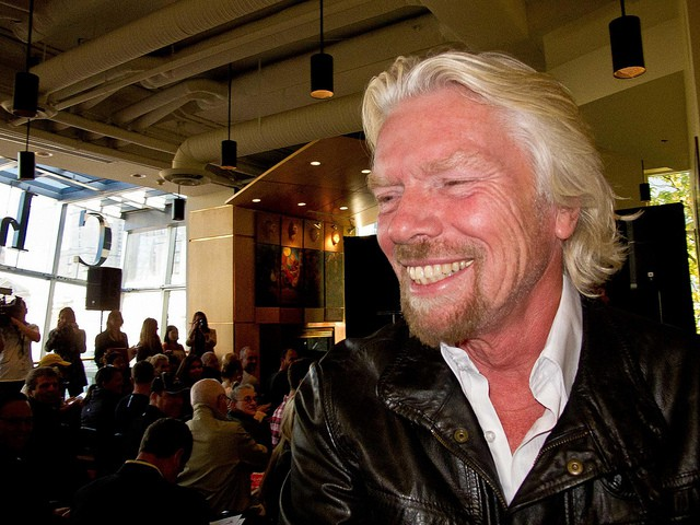 Why Successful People Leave Their Loser Friends Behind, richard branson