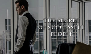 the secret of successful people