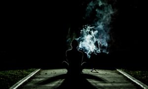 Guided meditation for