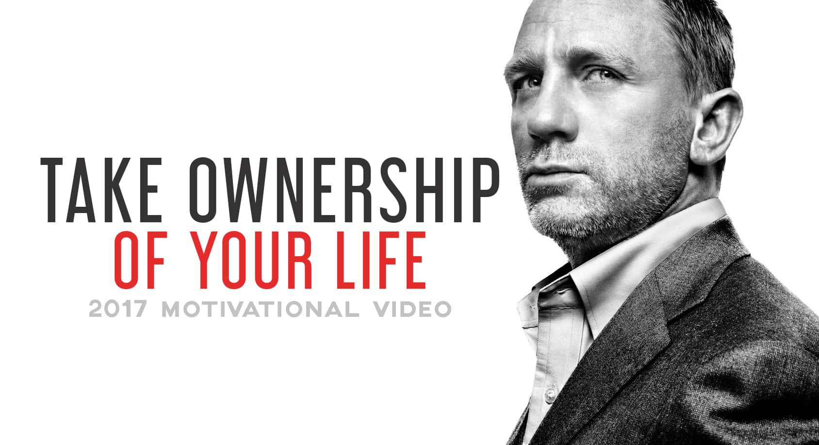 take ownership of your life, motivationgrid