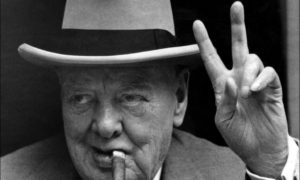 Speeches by Winston Churchill
