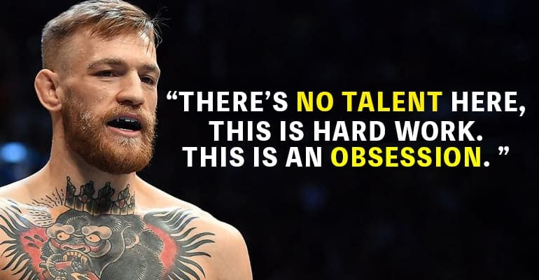 conor mcgregor quotes to make you a champion motivationgrid