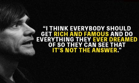 Jim Carrey Quotes, quotes by jim carrey, it's not the answer