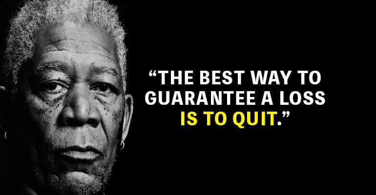 Morgan Freeman quotes, quotes by morgan freeman