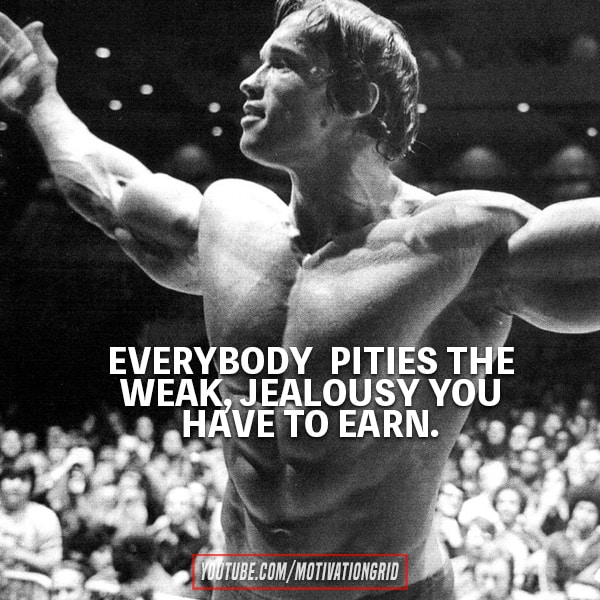 Arnold Schwarzenegger Quotes | 30 Arnold Schwarzenegger Quotes To Inspire You To Never Surrender