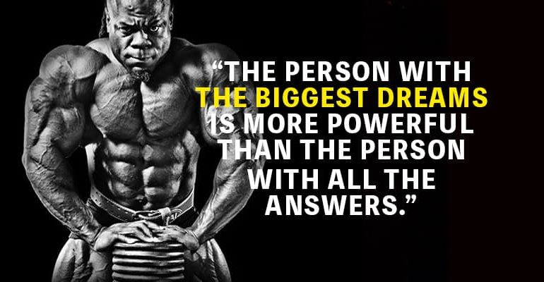 Kai Greene Quotes