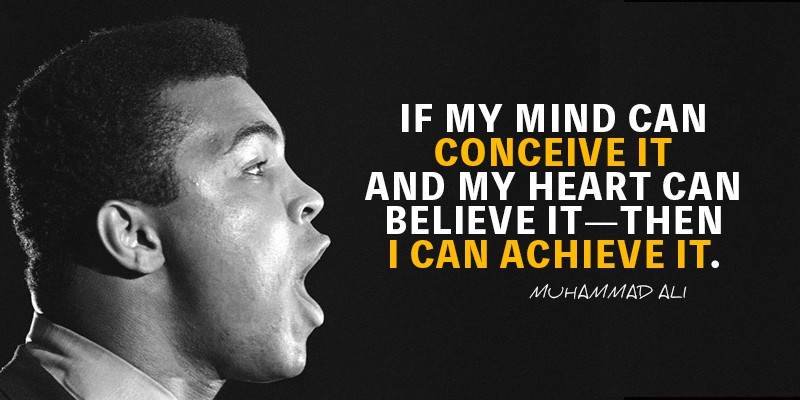 17 Epic Muhammad Ali Quotes Mindset Of A Champion Motivationgrid