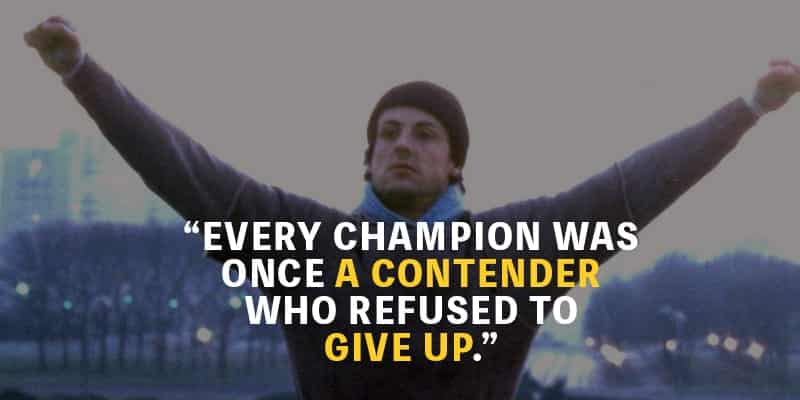 Top 20 Rocky Quotes to Get You Through Hard Times ...