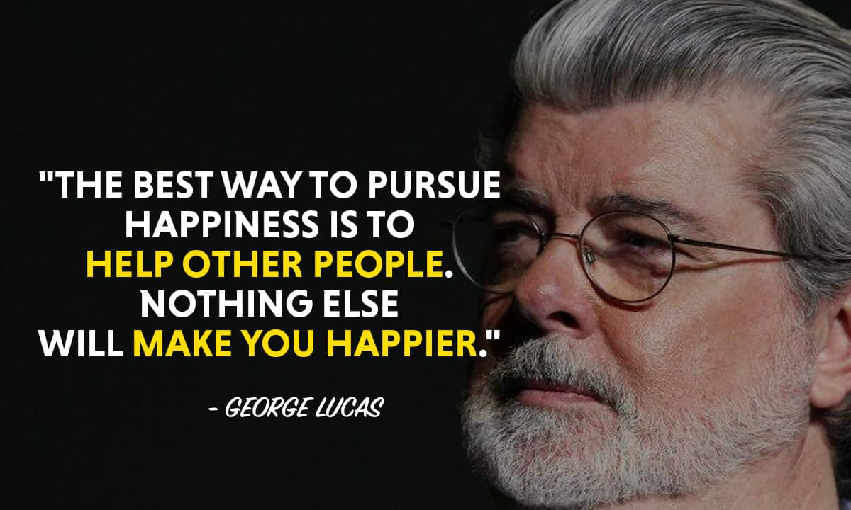 Top 20 Most Inspirational George Lucas Quotes Motivationgrid