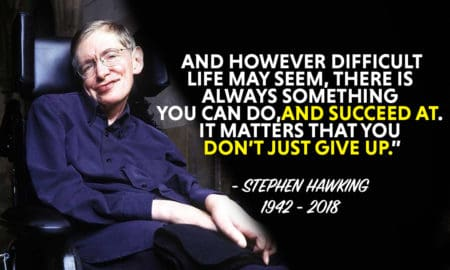 Stephen Hawking Quotes